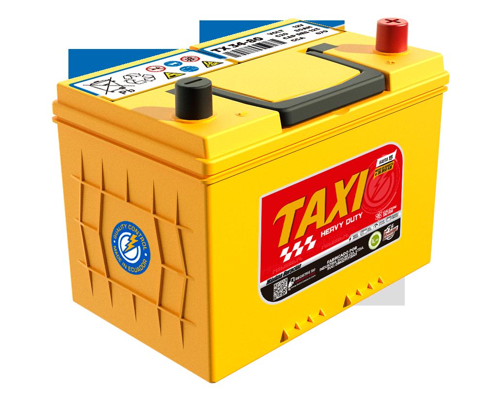 Bateria para Taxi
