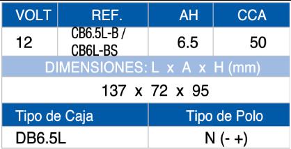 DB6.5L